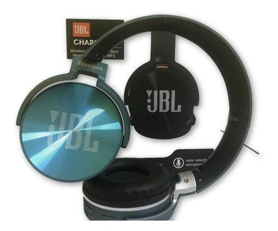 Fone De Ouvido Wireless Bluetooth Everest Jb950 Azul