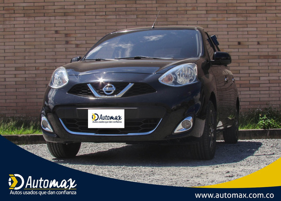 Nissan March Advance, At 1.6