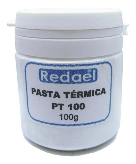Pasta Térmica 100g P/ Processadores, Transistor, Cpu, Cooler
