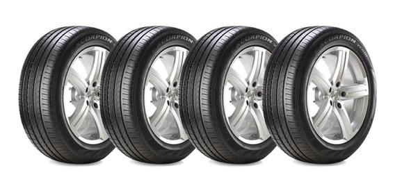 Kit X4 Pirelli 215/55 R18 Scorpion Verde 99v Neumen Ahora18
