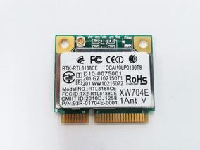 Mini Pci Wireless Chipset Padrão Rtl8188ce - Frete Grátis