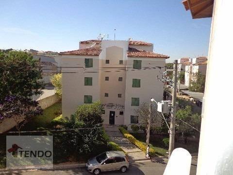 Imagem 1 de 15 de Apartamento Com 2 Dormitórios À Venda, 52 M² Por R$ 175.000 - Jardim Morada Do Sol - Indaiatuba/sp - Ap2191