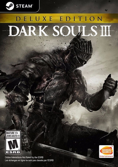 Dark Souls 3 Deluxe Edition Pc Steam Key