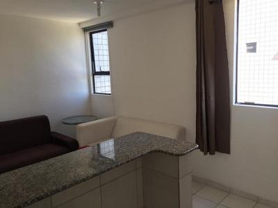 Apartamento Em Graças, Recife/pe De 44m² 1 Quartos Para Locação R$ 2.000,00/mes - Ap126613