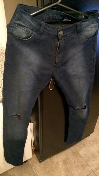 Pantalon Jean Valkymia