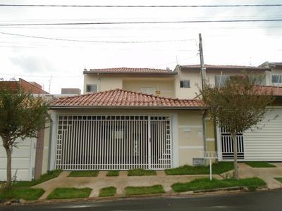 Casa Com 5 Dormitórios Para Alugar, 240 M² Por R$ 2.500/mês - Água Branca - Piracicaba/sp - Ca2979