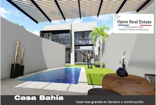 Moderna Casa En Preventa Al Sur De Cuernavaca