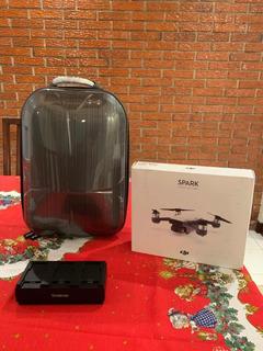 Drone Spark Dji + Parlante Sony