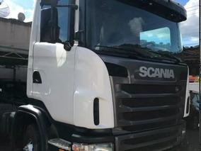 Scania T124 La 420