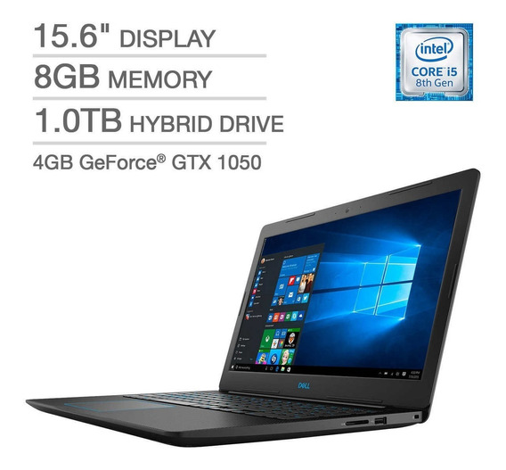 Notebook Dell G3 Gamer