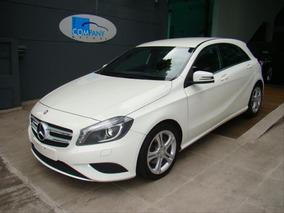 Mercedes-benz A 200 A200 Urban 2013 Branca Top
