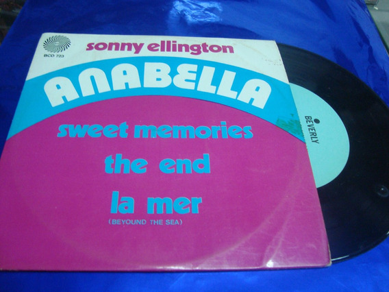 Compacto Beverly / Sonny Ellington Anabella Sweet End