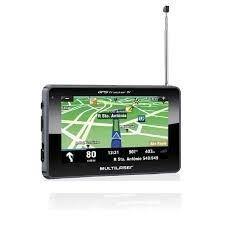Gps Multilaser Tracker Iii Com Tv Gp034