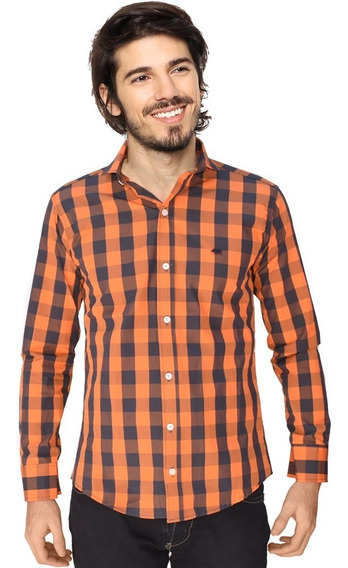Envio Gratis Camisa Entallada Hombre Slim Fit Varios Modelos
