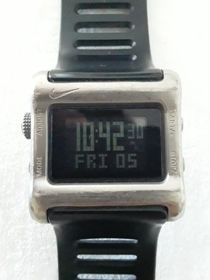 Relógio Masculino Nike Wc0039 Titanium Raridade