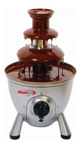 Fuente De Chocolate Cascada Para Fondue 3 Pisos Mega Express