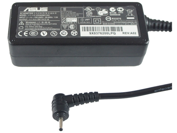 Fonte Notebook Asus 19v X 2.1 Amp - Plug 2.5 X 0.7 Mm