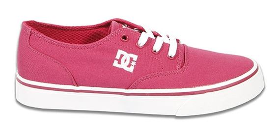 Tenis Unisex Flash 2 Tx Mx Rosa Adjs300194-rrd Dc Shoes