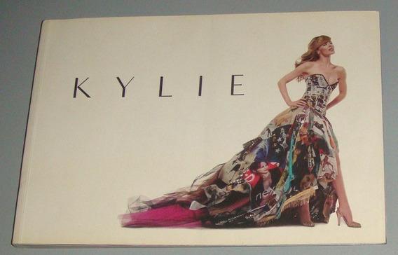 Livro Kylie ( Minogue ) E Figurinos Dos Shows ( Inglês )