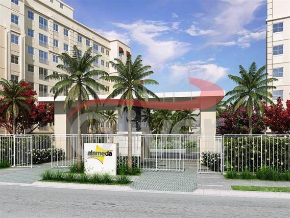 Alameda Club Residencial, Apartamento 2 Dormitorios, 1 Vaga De Garagem, Santa Quitéria, Curitiba, Paraná - Ap00779 - 33507693