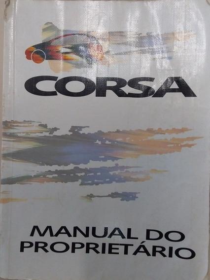 Manual Corsa