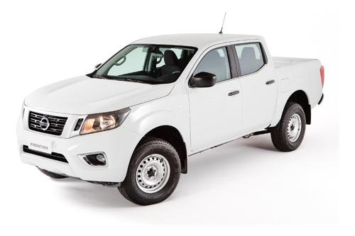 Imagen 1 de 12 de Nissan Frontier 2.3 S Cd 4x4 Mt - Autocity Nix