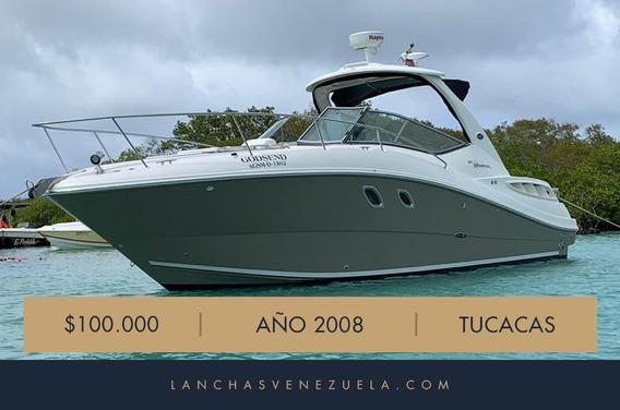 Lancha Sea Ray Sundancer 330 33 Lv765