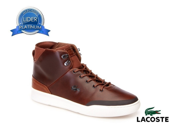 Zapatillas Lacoste Explorateur Classic Azul 2q8 Marron Dt3