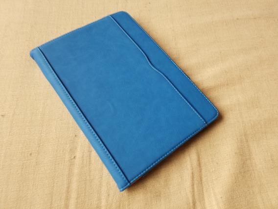Capa Para iPad Air 2 Azul Medio 9.7 Nova.