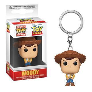 Llavero Funko Pop Keychain Toy Story - Woody