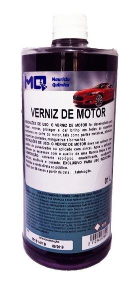 Verniz De Motor Mq 1000ml - Filme Protetor Para Motor