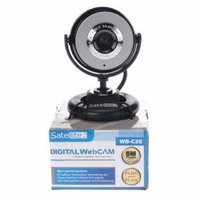 Mega Promoção - Web Cam Digital Wb-c26 - Satellite
