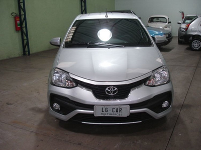 Etios Hatch 1.5 Platinun Aut. Flex
