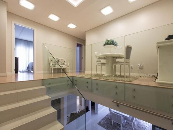 Casa Condominio Fechado 4 Dormitorios Sendo 4 Suites. 800m² De Área Construida Balneário Camboriu - C438 - 32644355