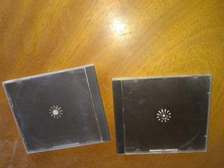 Cajas Porta Cd Plasticas Usadas