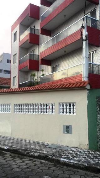 Apartamento Em Vila Atlântica, Mongaguá/sp De 66m² 2 Quartos À Venda Por R$ 270.000,00 - Ap588090