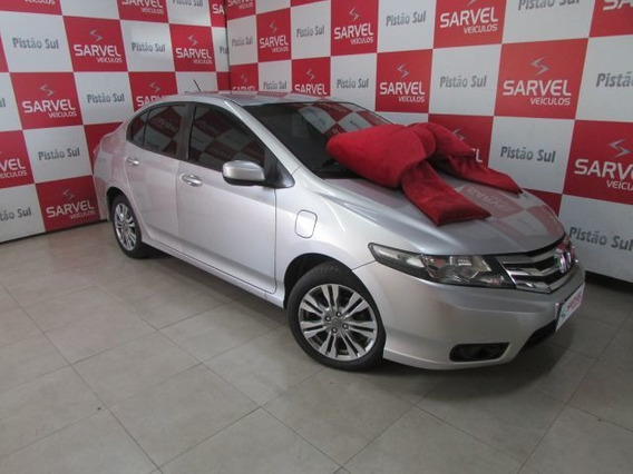 Honda City Lx 1.5 16v Flex, Oas6933
