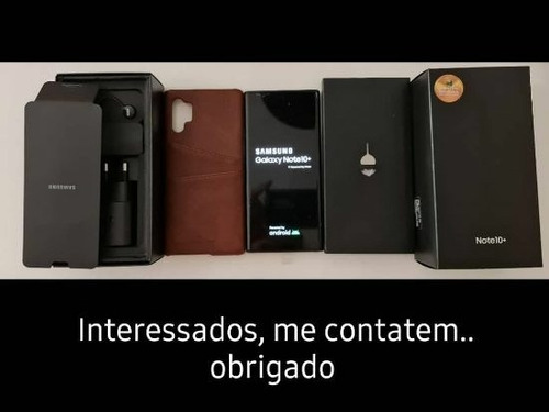 Celular Samsung Note10 Plus 256gb