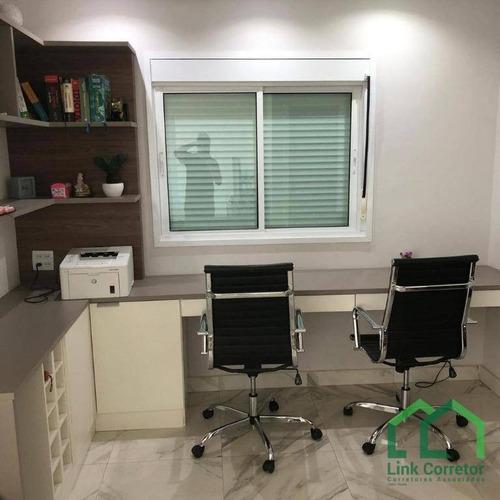 Imagem 1 de 28 de Apartamento À Venda, 94 M² Por R$ 849.000,00 - Mansões Santo Antônio - Campinas/sp - Ap1802