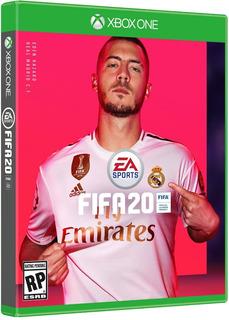 Fifa 20 Xbox One Juego Nuevo Fisico Xbox One