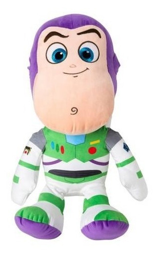 Imagen 1 de 3 de Peluche Muñeco Buzz Lightyear Toy Story Disney 25 Cm 26984