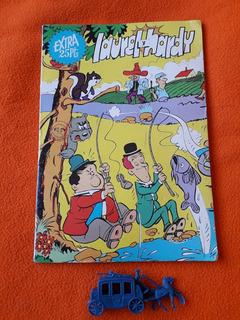 Antigua Revista El Gordo Y El Flaco Con Juguetito De Regalo