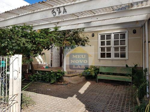 Casa Com 4 Dormitórios À Venda, 60 M² Por R$ 250.000,00 - Cidade Industrial - Curitiba/pr - Ca0399