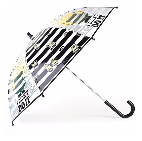 Paraguas Minions Villano Favorito 3 Orig. Wabro Mundomanias