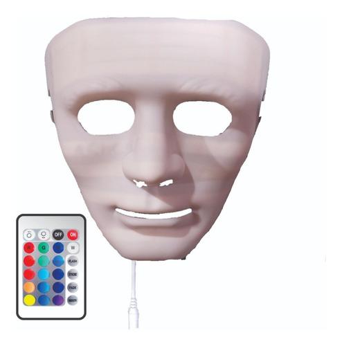 Máscara Facial Led + Taller De Luminoterapia Garantía 1 Año