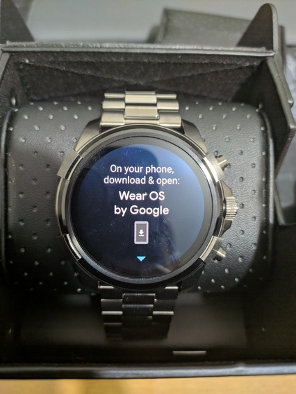 Relógio Diesel On Full Guard Smartwatch P.entreva Envio Ime