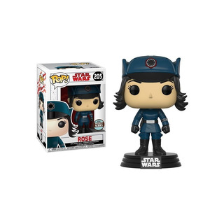 Funko Pop Rose 205 Specialty Series Exclusive L.e Star Wars