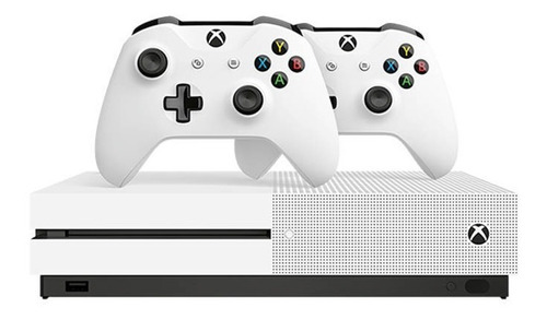 Consola Xbox One S 1tb Dual Control