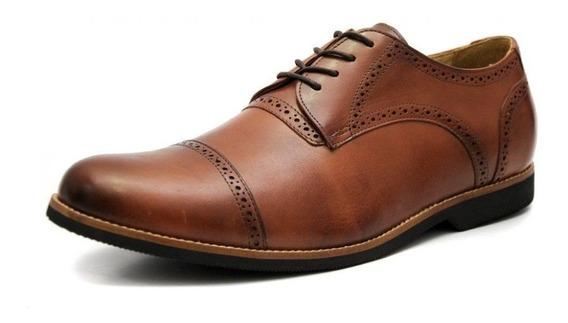Sapato Social Tamanho Especial Oxford Veneza Mod. 6815 Gs