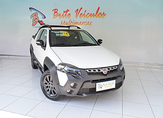 Fiat Strada 1.8 Mpi Adventure Cd 16v Flex 3p Manual 2018